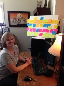 Getting ready for the 31 Day Writing Challenge!